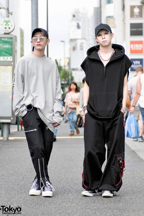 Vetements x Never Mind the XU in Harajuku