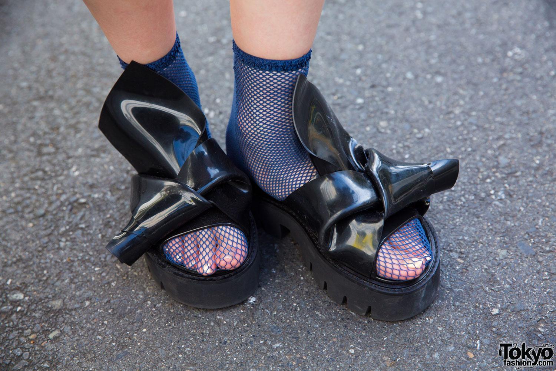 fa16c82fa5d1 Minimalist Harajuku Fashion w  Opening Ceremony   N°21 Platform Sandals