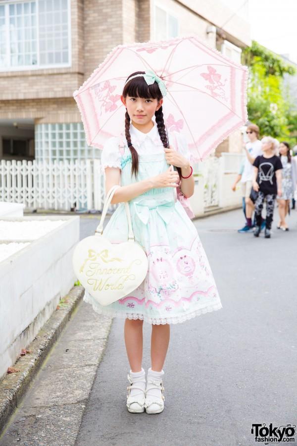 Harajuku Lolita Style w/ Angelic Pretty, Innocent World & Baby, The Stars Shine Bright