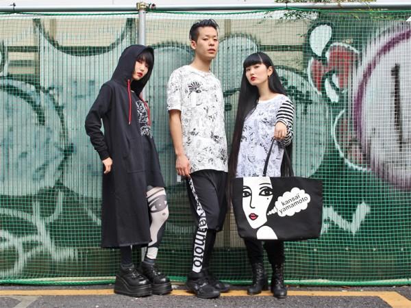 Kansai Yamamoto New Fashion Collection (11)