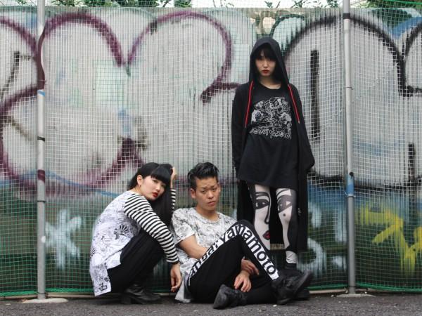 Kansai Yamamoto New Fashion Collection (9)