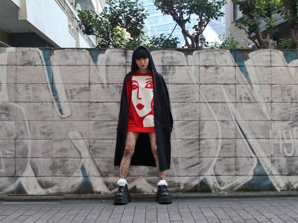 Kansai Yamamoto New Fashion Collection (2)