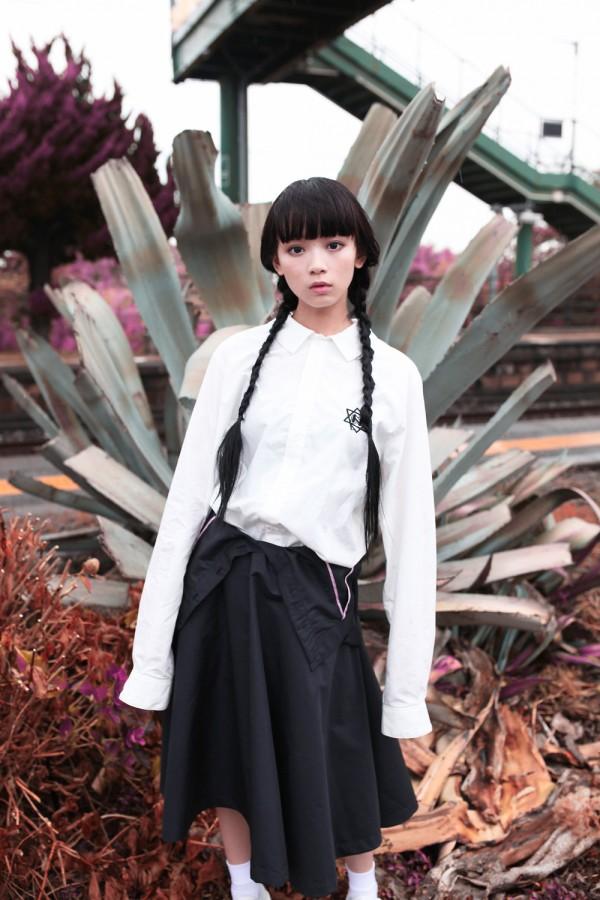 Japanese Fashion Brand Niimi 2016 A W Quot Simulation Game