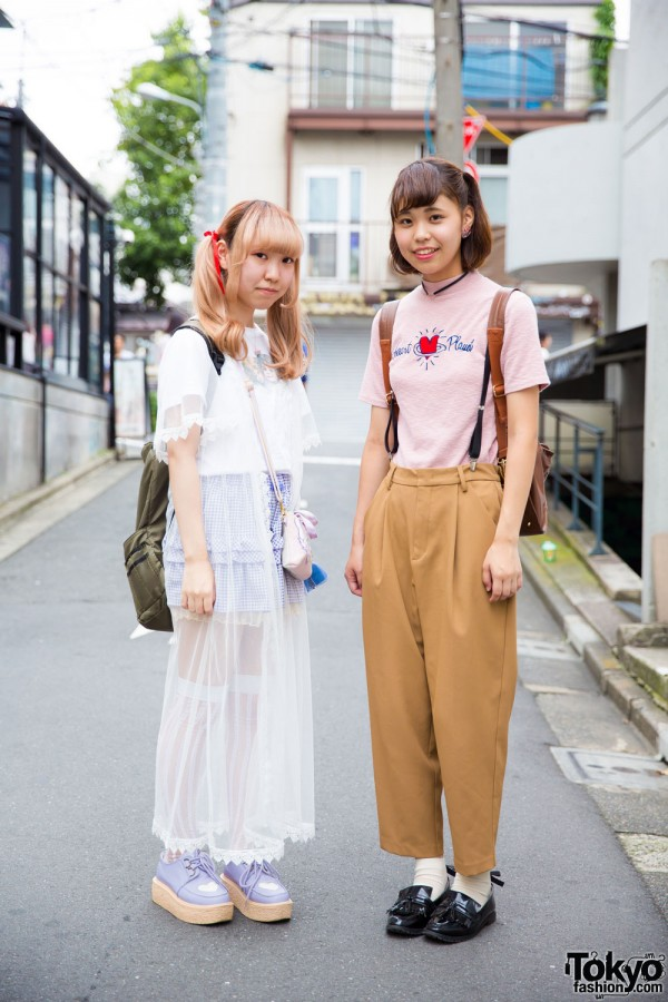 Twin Tailed Harajuku Girls In Cute Styles by Nile Perch, Emily Temple Cute & Journal Standard