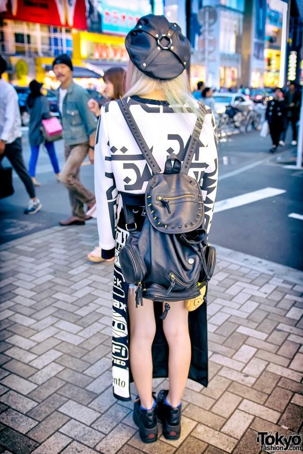 Glad News Studded Backpack