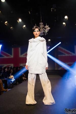 Michiko London Koshino Harajuku Fashion Show (8)