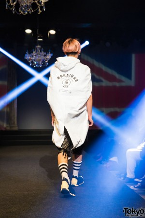 Michiko London Koshino Harajuku Fashion Show (12)