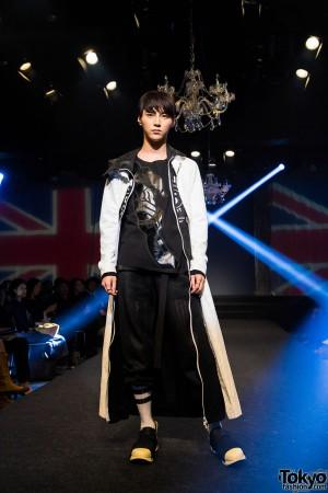 Michiko London Koshino Harajuku Fashion Show (13)