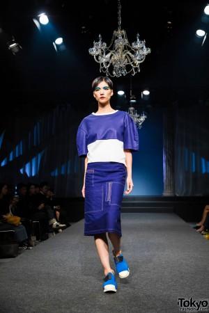 Michiko London Koshino Harajuku Fashion Show (18)