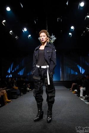 Michiko London Koshino Harajuku Fashion Show (22)