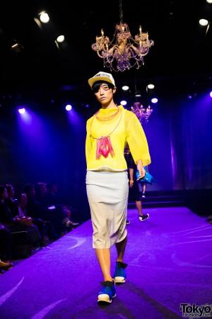 Michiko London Koshino Harajuku Fashion Show (31)