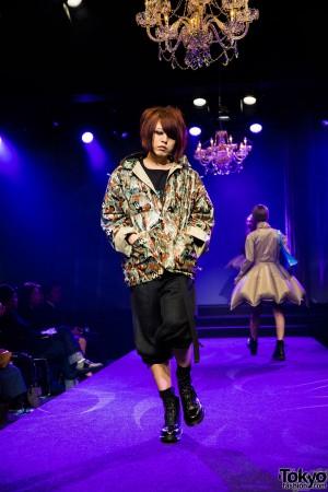Michiko London Koshino Harajuku Fashion Show (34)