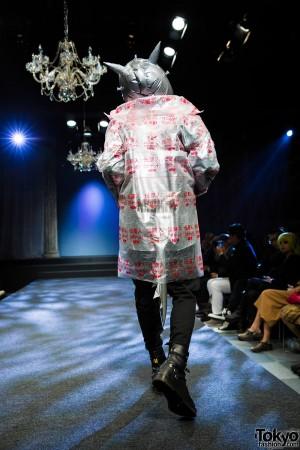 Michiko London Koshino Harajuku Fashion Show (44)
