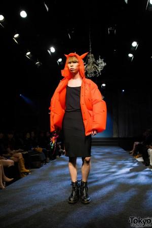 Michiko London Koshino Harajuku Fashion Show (46)