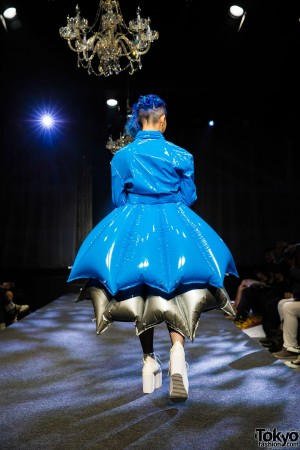 Michiko London Koshino Harajuku Fashion Show (48)