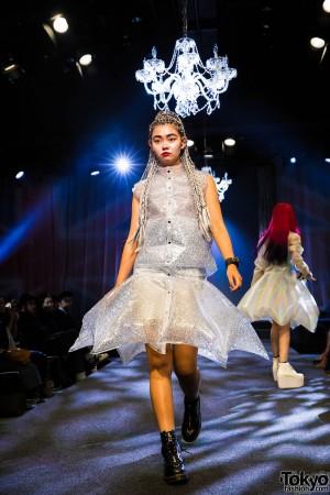 Michiko London Koshino Harajuku Fashion Show (51)