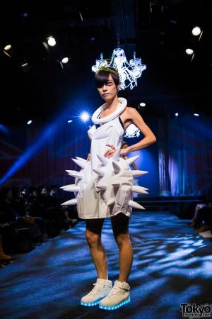 Michiko London Koshino Harajuku Fashion Show (54)