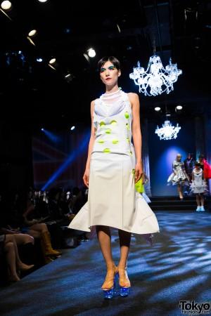 Michiko London Koshino Harajuku Fashion Show (57)
