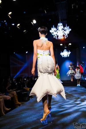 Michiko London Koshino Harajuku Fashion Show (58)