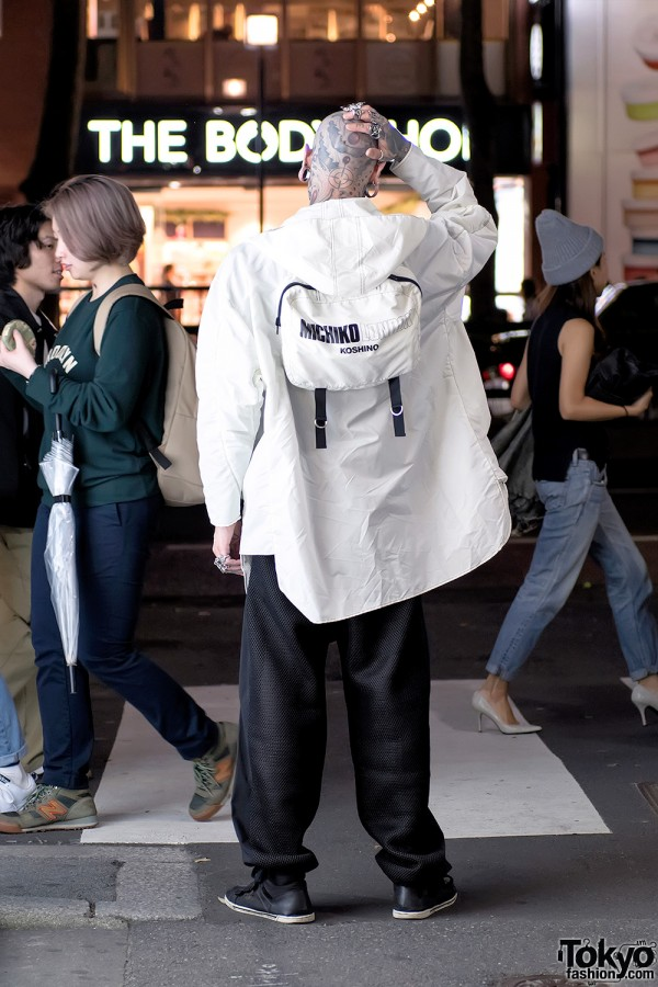 Jacket by Japanese Designer Michiko Koshino