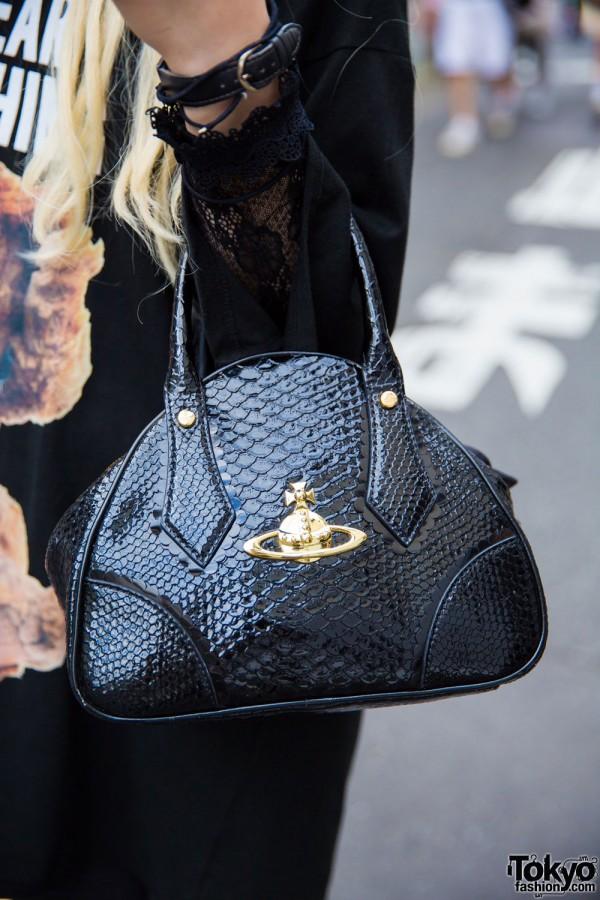 Vivienne Westwood Bowling Bag