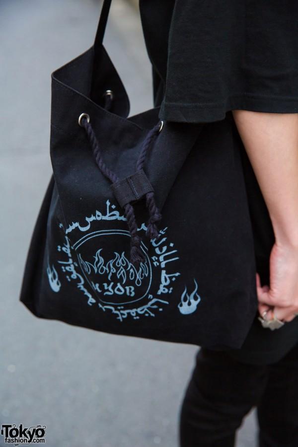 M.Y.O.B. Bucket Bag