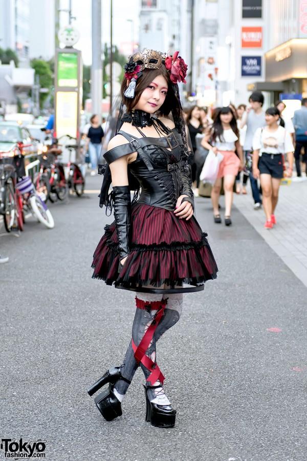 Harajuku Gothic & Lolita Fashion