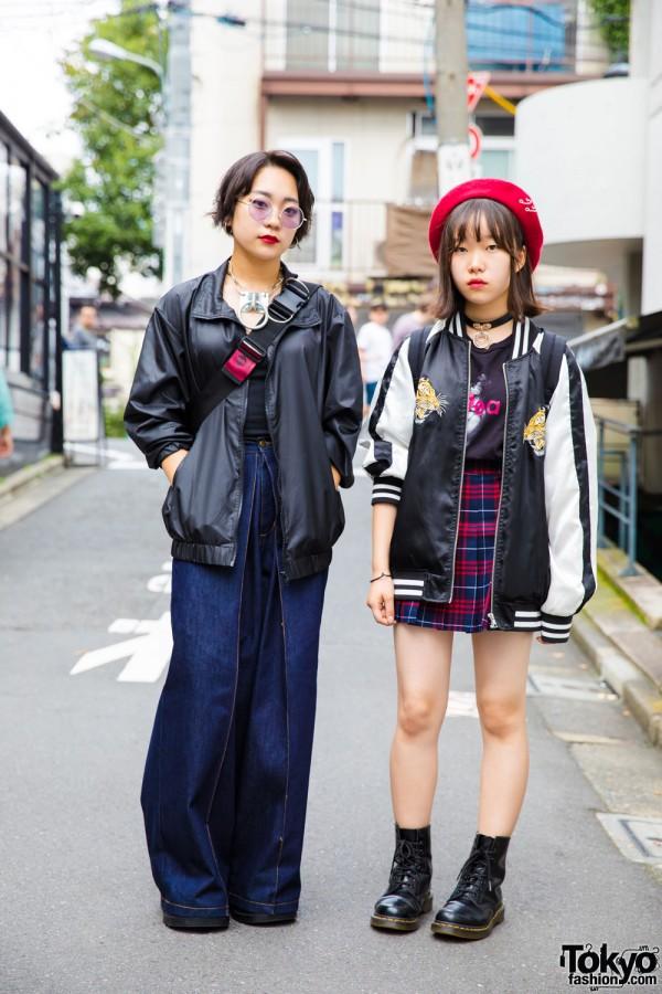 Harajuku Street Styles W Joyrich Faith Tokyo Style Nanda Kobinai Demonia