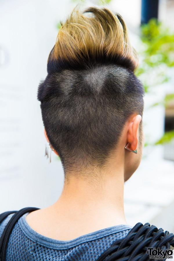 Shaved Hair Design