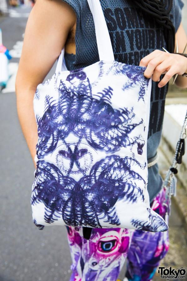 Viviano Sue Tote Bag