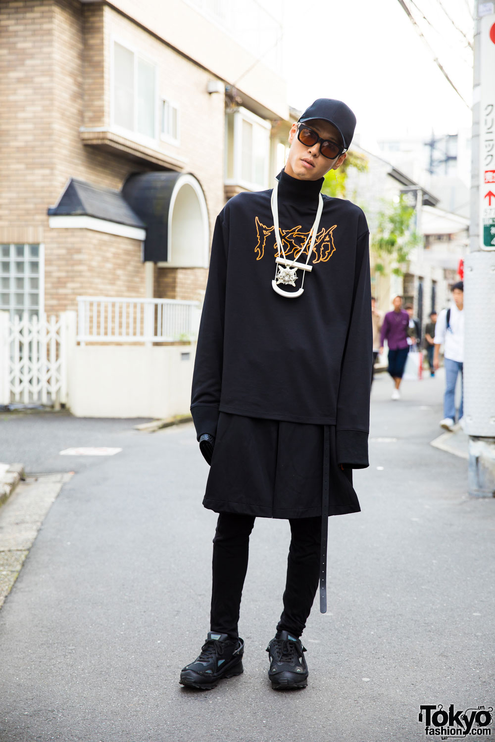 Dark Harajuku Street Style W From K To All Givenchy Raf