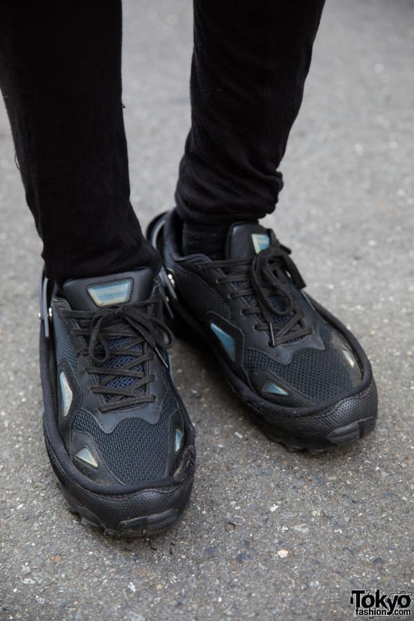 Raf Simons Sneakers in Harajuku