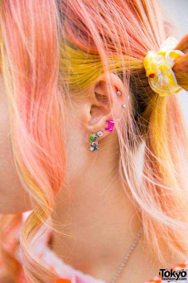 Swimmer Ear Studs