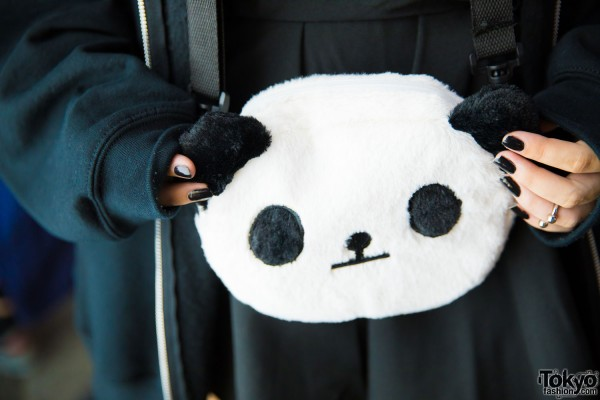 Thank You Mart Panda Sling Bag