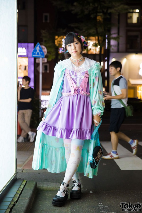 Milklim Pastel Robe & Dress