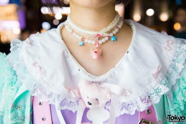 Milkychan & Handmade Necklace
