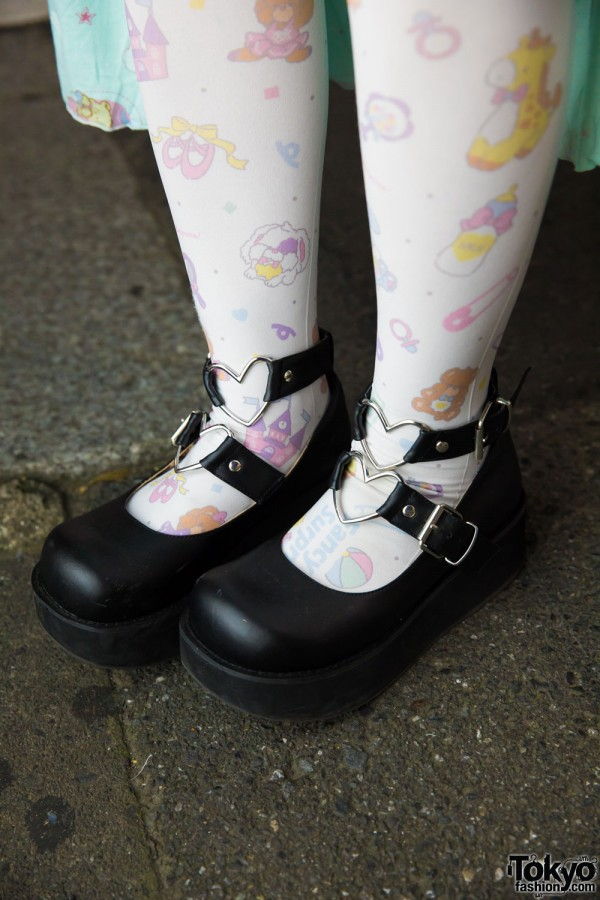 Demonia Baby Doll Shoes