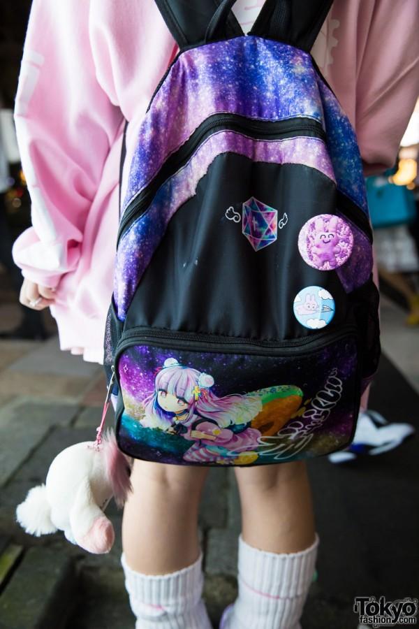 Tatsumi Tsurushima Backpack
