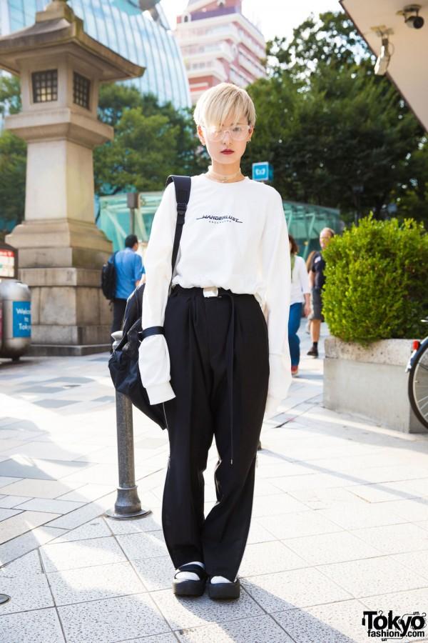 Minimalist Street Fashion by Andersson Bell & MYOB NYC