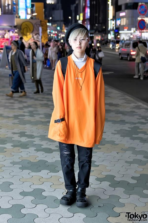 Harajuku Street Style w/ LIBITUM ad LIB, MYOB, Chance Chance & Tokyo Bopper