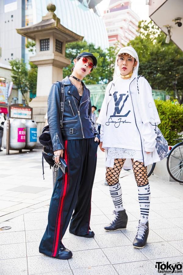 Harajuku Street Styles by Never Mind The XU, Rihanna x River Island, Freak City & Style Icon Tokyo
