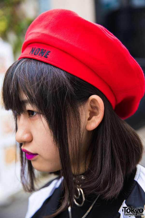 None Red Beret