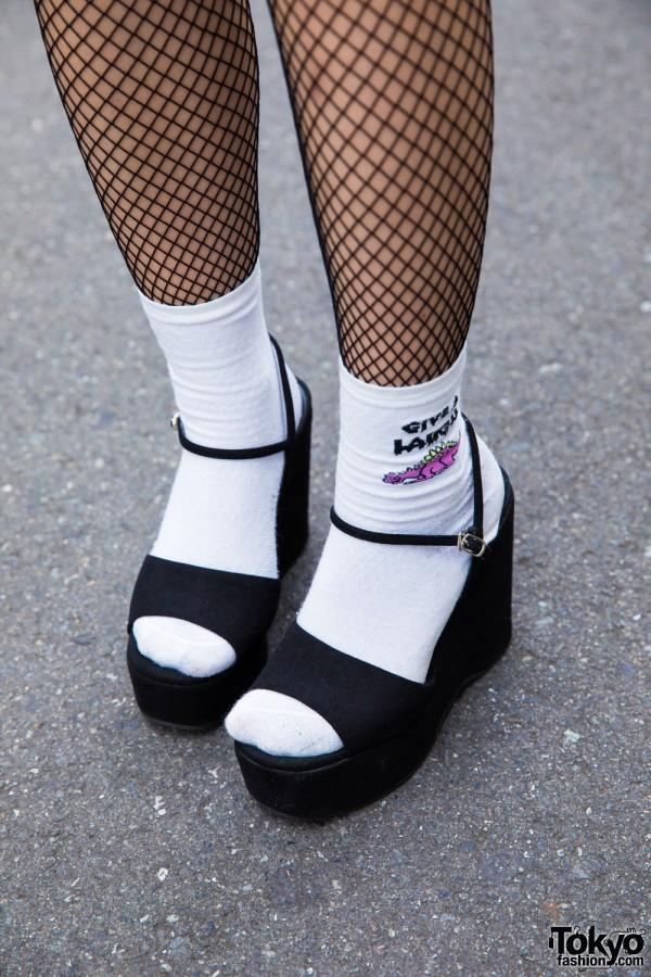 Bubbles Platform Sandals