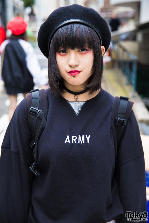 WEGO Army Sweatshirt