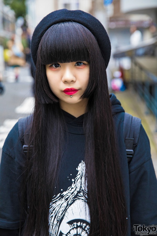Harajuku Hoodie Shirt Dress