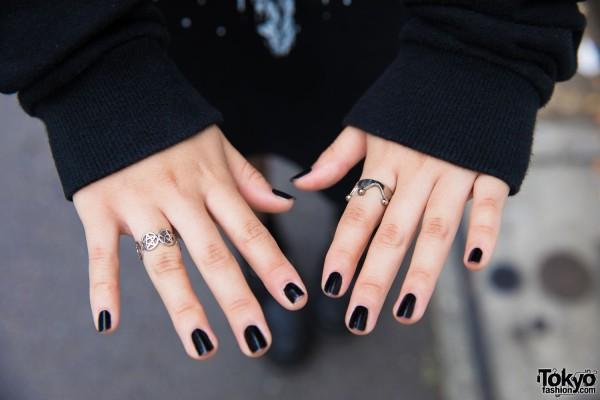 Pentagram Ring & Crown Ring