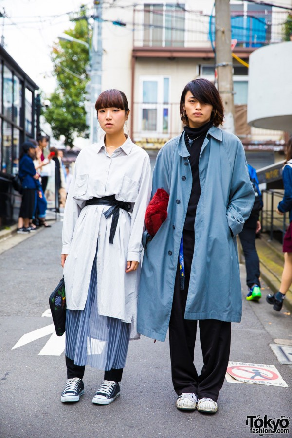 Harajuku Street Styles w/ Zucca, Puma by Mihara Yasuhiro, Uniqlo, Zara, KBF & More