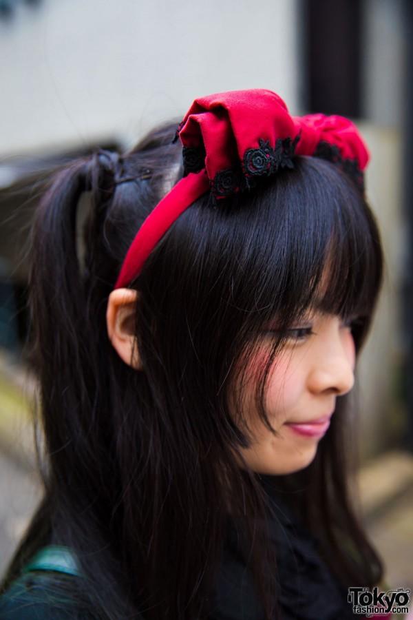 Ribbon Headdress