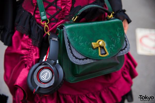Lodispotto Vintage Handbag