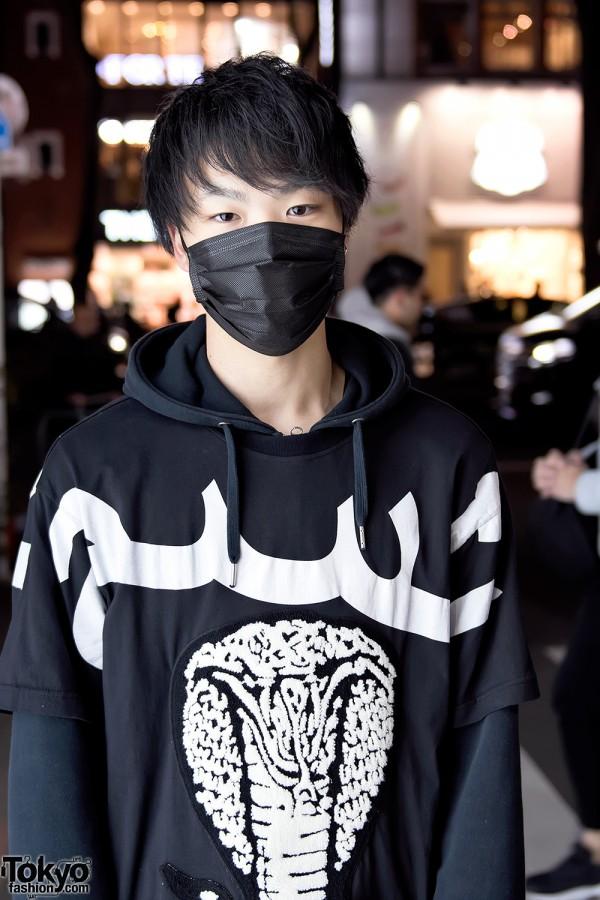 KTZ Monochrome Streetwear